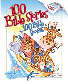 100 Bible Stories Hardcover
