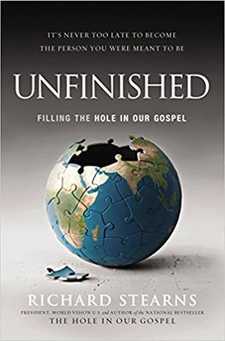 UNFINSHED. PAPER COVER BY RICHARD STEARNS