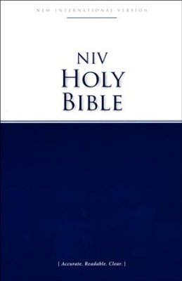 NIV holy bible ( Outreach and evangelism)