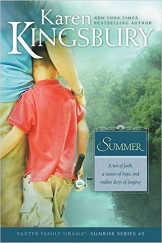 Summer by Karen Kingsbury, paper cover