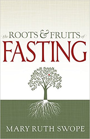 THE ROOTS AND FRUITS FASTING PAPER COVER BY MARY RUTH SWOPE