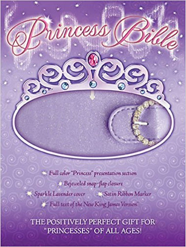 NKJV PRINCESS BIBLE AGES 7 TO 12