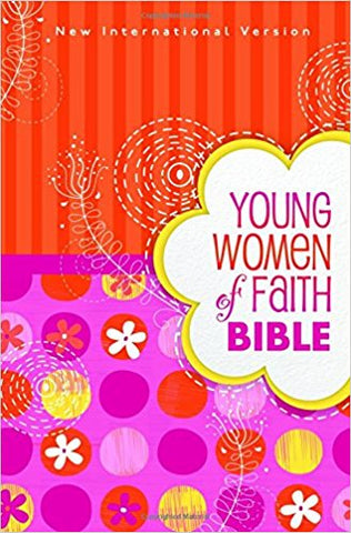 NIV Young Women of Faith Bible, Hardcover - BW Wonderland
