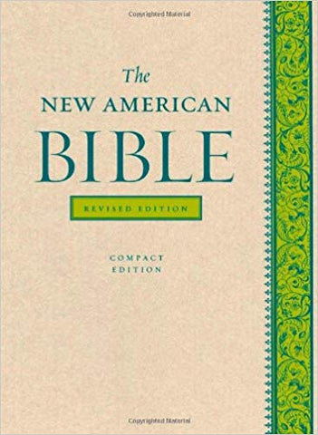 The new american bible revised edition, Compact edition