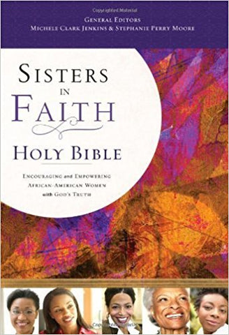 Front Cover Sisters in Faith Bible