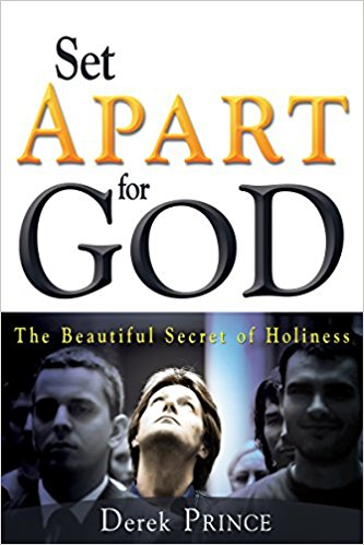SET APART FOR GOD DEREK PRINCE