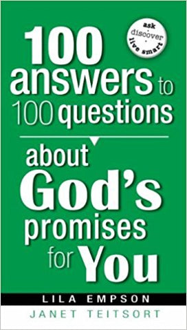 100 ANSWERS TO 100 QUESTIONS - ABOUT GOD'S PROMISE - BW Wonderland