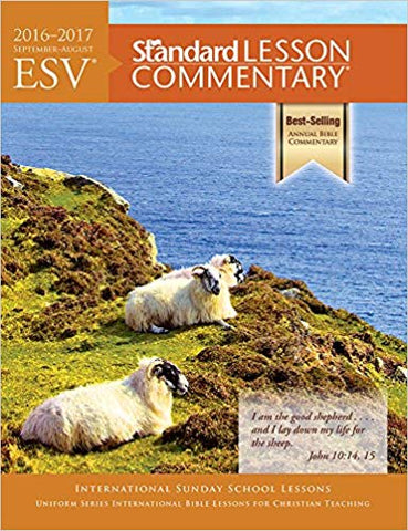 ESV Standard Lesson Commentary 2016-2017 Paperback