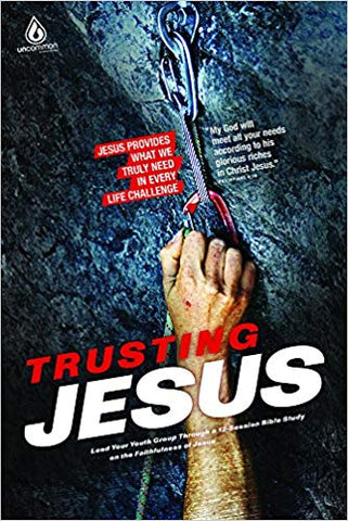 Trusting Jesus (High School Group Study): Jesus Provides What We Truly Need in Every Life Challenge (Uncommon) Paperback