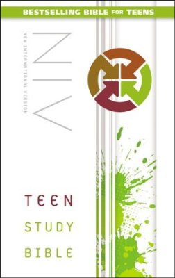 NIV Teen Study Bible, Hard Cover