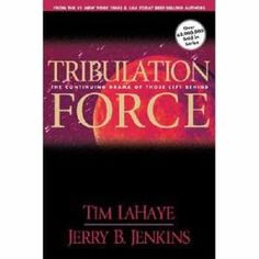 TRIBULATION FORCE! TIM LAHAYE JERRY B. JENKINS P/C