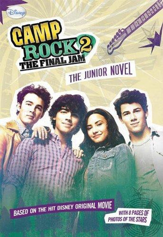 CAMP ROCK THE FINAL JAM 2