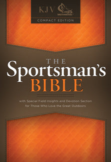 THE SPORTSMAN'S BIBLE CAMOFLAGED LEATHER