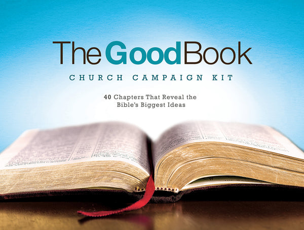 Good Book Church Campaign Kit