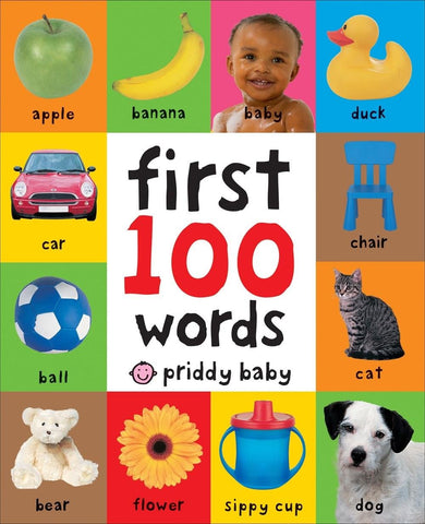 BABY FIRST MY BIG WORD BOOK