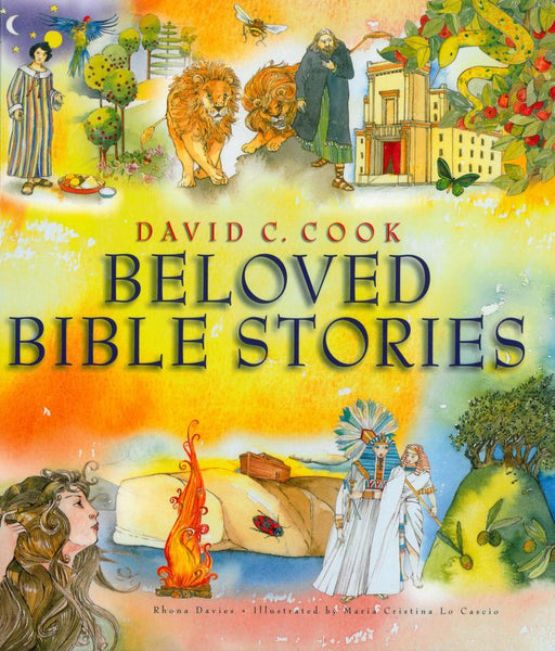 BELOVED BIBLE STORIES