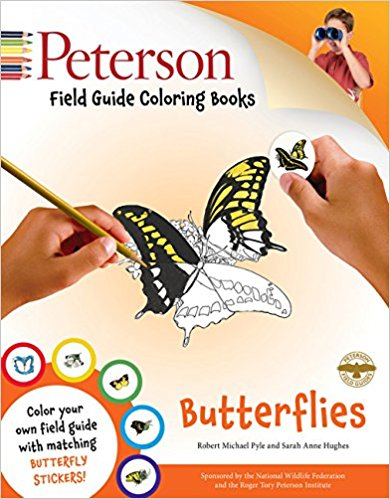 BUTTERFLIES[ PETERSON FIELD GUIDE COLORI