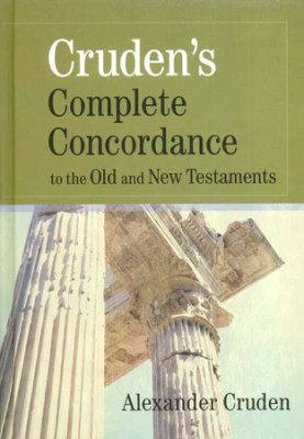 CRUDEN'S COMPLETE CONCORDANCE TO OT&NT H/C