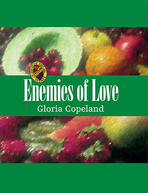 ENEMIES OF LOVE AUDIO CD BY KENNETH COPELAND