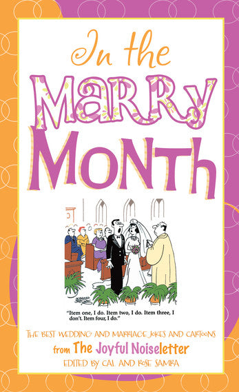 IN THE MARRY MONTH