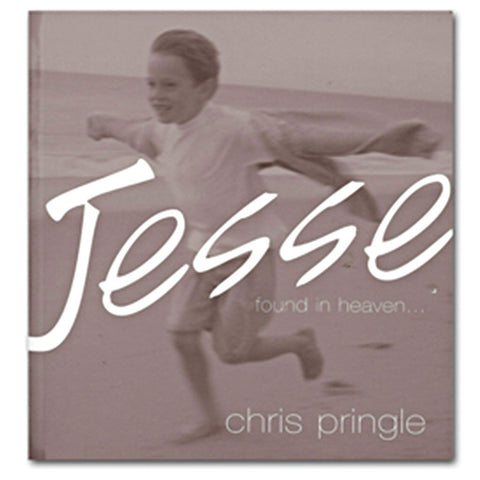 JESSE FOUND IN HEAVEN H/C WITH CD !CHRIS PRINGLE