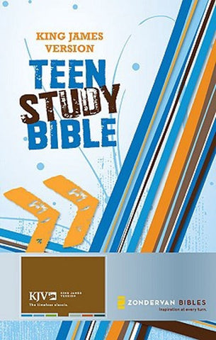 Teen Study Bible KJV Hard Cover