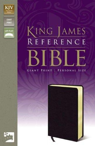 KJV REFERENCE BIBLE GIANT PRINT / PERSONAL SIZE