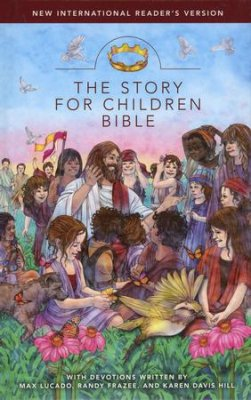 NIRV THE STORY FOR CHILDREN BIBLE H/C