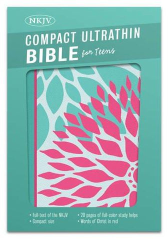 NKJV COMPACT ULTRATHIN BIBLE FOR TWEEN GIRLS