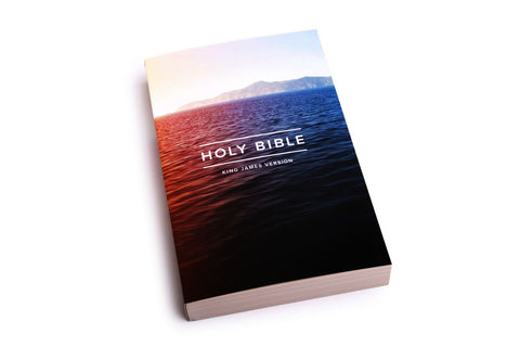 KJV (outreach, evangelism, missions, and ministries ) Holy bible, trade paper