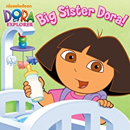 BIG SISTER DORA! DORA THE EXPLORER