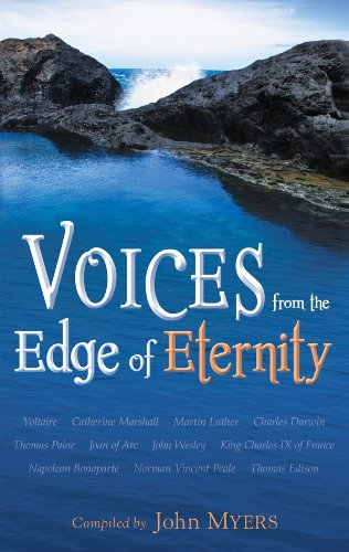 VOICES FROM THE EDGE OF ETERNITY. JOHN MYERS