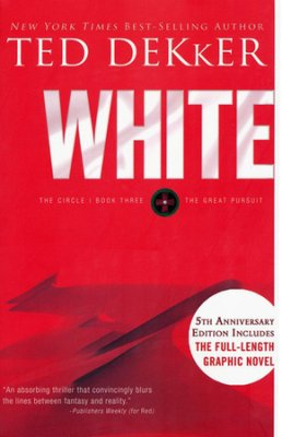 WHITE  BOOK THREE  5TH ANNIVERSARY EDITION/TED DEK