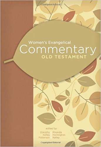 WOMAN'S EVANGELICAL COMMENTARY OLD TESTAMENT H/C