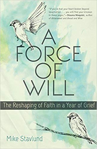 A Force of Will: The Reshaping of Faith in a Year of Grief by Mike Stavlund