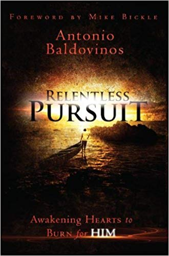 Relentless Pursuit by Antonio Baldovinos