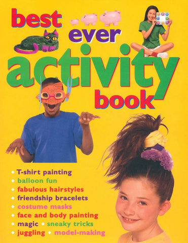 BEST EVER ACTIVITY BOOK