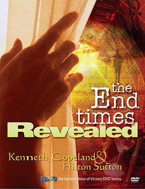 The End Times Revealed Audio CD - Kenneth Copeland & Hilton Sutton