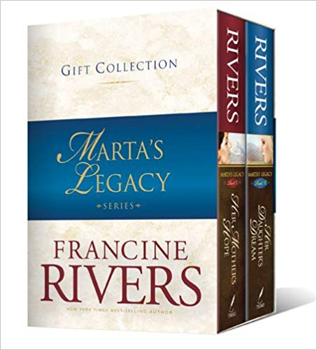 """Marta's Legacy"" Boxed Set Gift Collection by Francine Rivers"