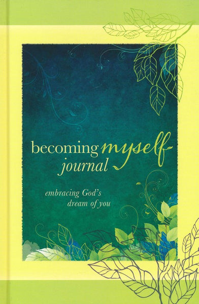 Becoming Myself Journal Hardcover