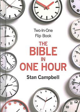 THE BIBLE IN ONE HOUR & POCKET BIBLE