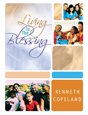 Living in The Blessing Audio CD - Kenneth Copeland