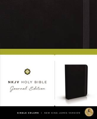 NKJV, Holy Bible, Journal Edition, Hardcover, Red Letter Edition Hardcover