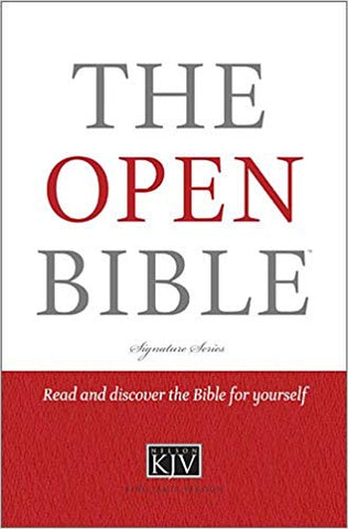 The Open Bible, KING JAMES VERSION