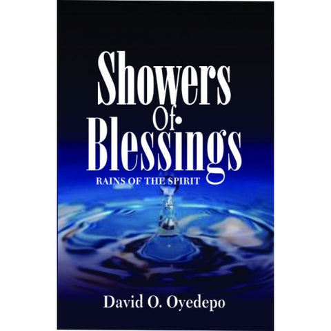 showers of Blessings david O. Oyedepo