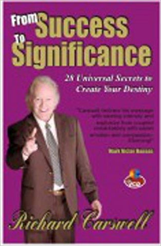 From Success to Significance by Richard Carswell