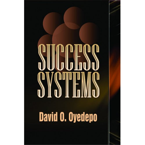 Success systems by David O. Oyedepo, Paper cover