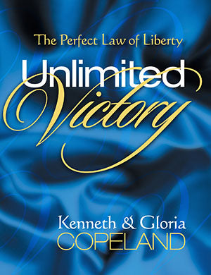 Unlimited Victory: The Perfect Law of Liberty (4 CD Series) - Kenneth & Gloria Copeland