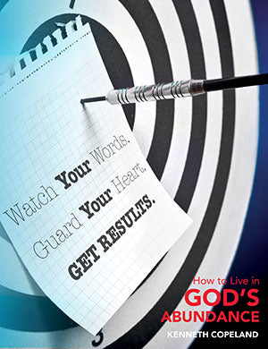 WATCH YOUR WORDS. GUIDE YOUR HEART. GET RESULTS. AUDIO CD by KENNETH COPELAND