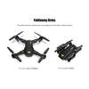 Image of Mini Foldable Selfie Drone with Wifi with 2MP Camera